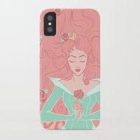 sleep iPhone & iPod Cases featuring Sleep by Taija Vigilia