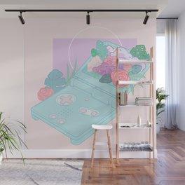Rosy Days, Gameboy Haze Wall Mural
