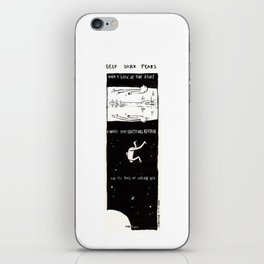 Deep Dark Fears 60 iPhone Skin