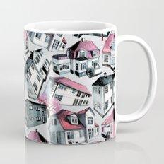 Danish small town pattern Mug