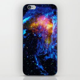 Veil Nebula iPhone Skin
