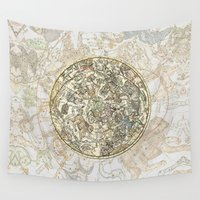 destiny Wall Tapestries featuring Memories of a Destiny by anipani