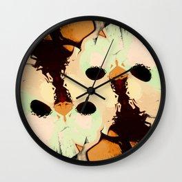 Getting Close Wall Clock