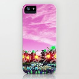Outlaw Highway iPhone Case