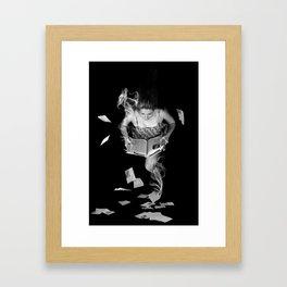 The Human Solution Framed Art Print
