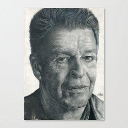 John Noble - Walter Bishop Canvas Print