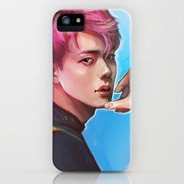 kimseokjin iPhone Case