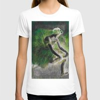ballerina T-shirts featuring BalleriNA by PureVintageLove