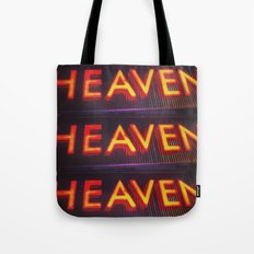Heaven in Color Tote Bag