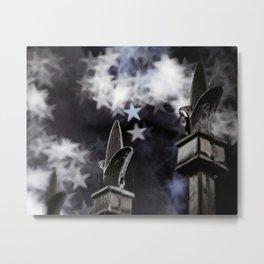 KALI LAINE DESIGNS Metal Print