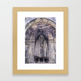 The Tomb Watchman Framed Art Print