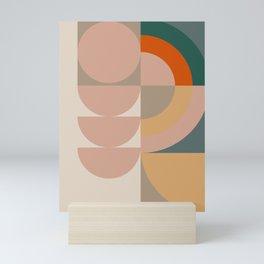 Contemporary 52 Mini Art Print