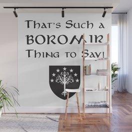 Boromir Wall Mural
