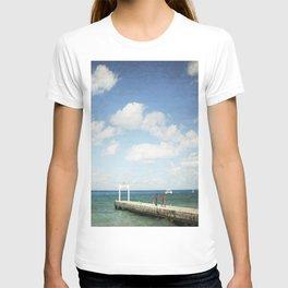 Carribean sea 7 T-shirt