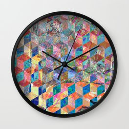 Reflection One Wall Clock