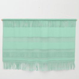 Solid Colors Series - Magic Mint Wall Hanging