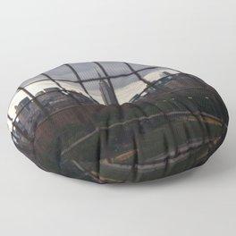 Lavish Prison Floor Pillow