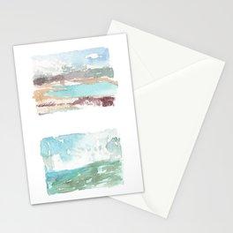 Minimalist Landscape Studies Stationery Cards