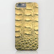 Snakeskin iPhone 6 Slim Case