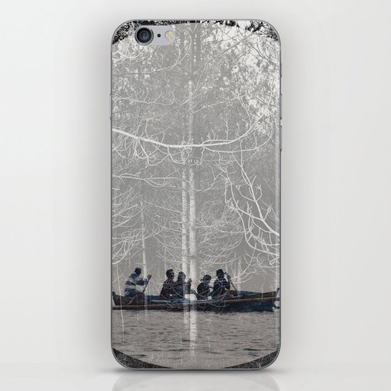MOONRISE iPhone & iPod Skin