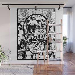 Yung Lean - Yoshi City Wall Mural