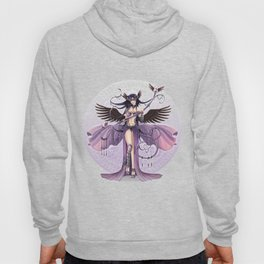 The crook goddess Hoody