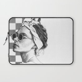 Summer in Paris Laptop Sleeve