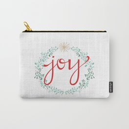 Holiday Joy Carry-All Pouch