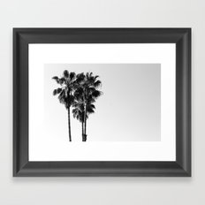Californian Suburbs Framed Art Print
