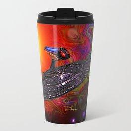 Enterprise NCC 1701E Travel Mug
