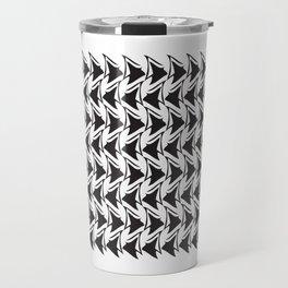 Reverse Wave Travel Mug