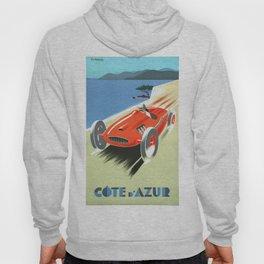 Cote d'Azur Speeder Hoody