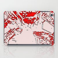 gore iPad Cases featuring Gore by Jessica Slater Design & Illustration