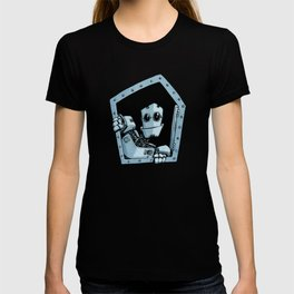 Knock, knock T-shirt