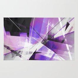 Breakwave - Geometric Abstract Art Rug