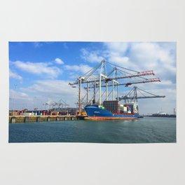 Southampton Port Rug