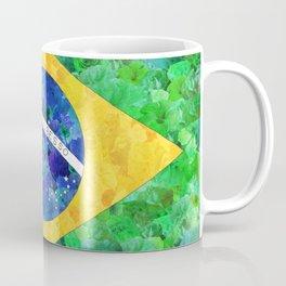 BRASIL em progresso Coffee Mug