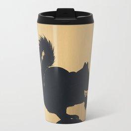 Squirrel Spirit Animal Travel Mug