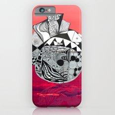Orb in sea iPhone 6s Slim Case