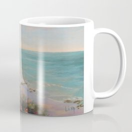 Un ete en Normandie Coffee Mug