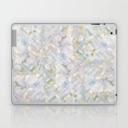 woven seashells Laptop & iPad Skin