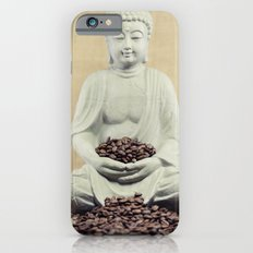 Coffee beans Buddha 3 iPhone 6s Slim Case