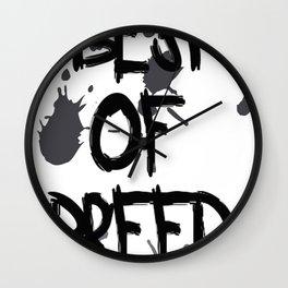 Best of Breed Wall Clock