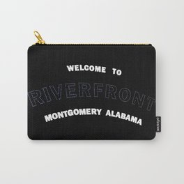 The Riverfront Carry-All Pouch
