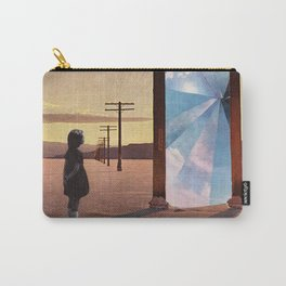 The broken window Carry-All Pouch