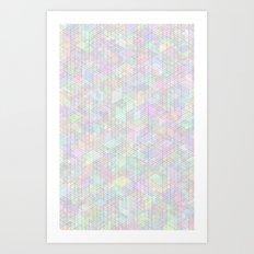Panelscape - #9 society6 custom generation Art Print