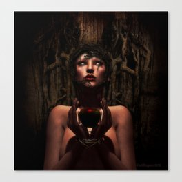 Repentant  Canvas Print