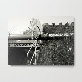 Something Old, Something New Metal Print