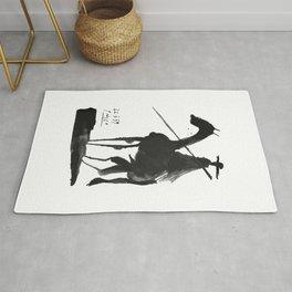 Pablo Picasso, El Picador (Toros y Toreros) 1959 Artwork Rug