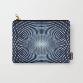 Symmetrical Spiral Carry-All Pouch